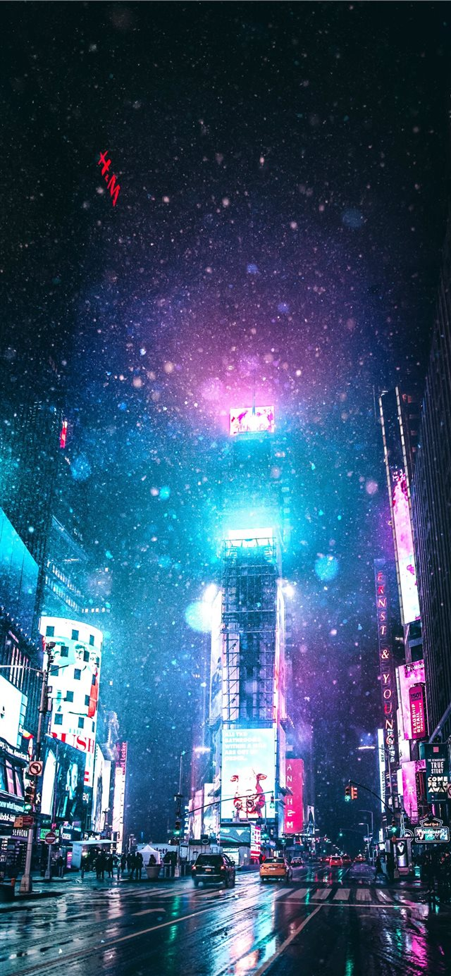 New York Ny United States Iphone X Wallpaper Download Iphone