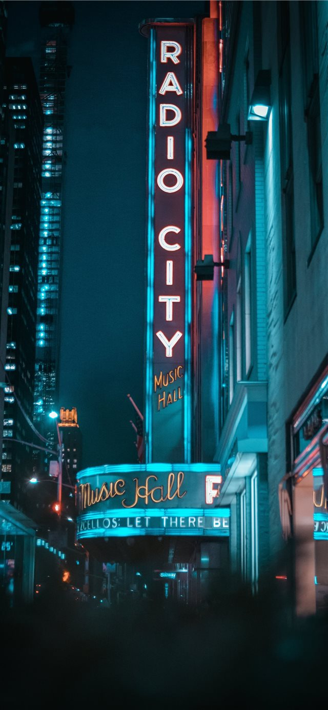 New York iPhone 11 wallpaper