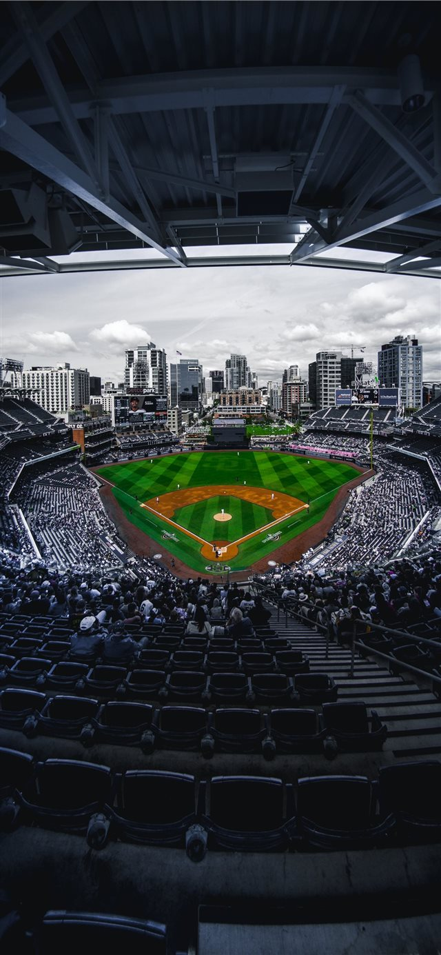 Petco Park  San Diego  United States iPhone X wallpaper