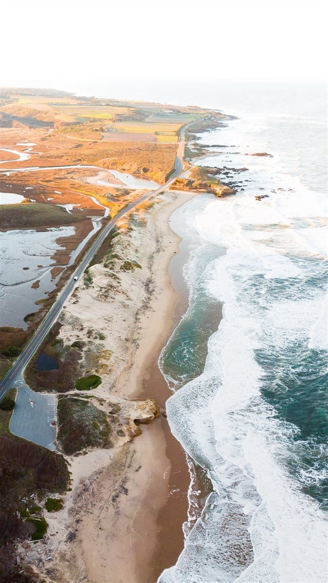 18365 Cabrillo Hwy S  San Gregorio  United States iPhone 8 wallpaper