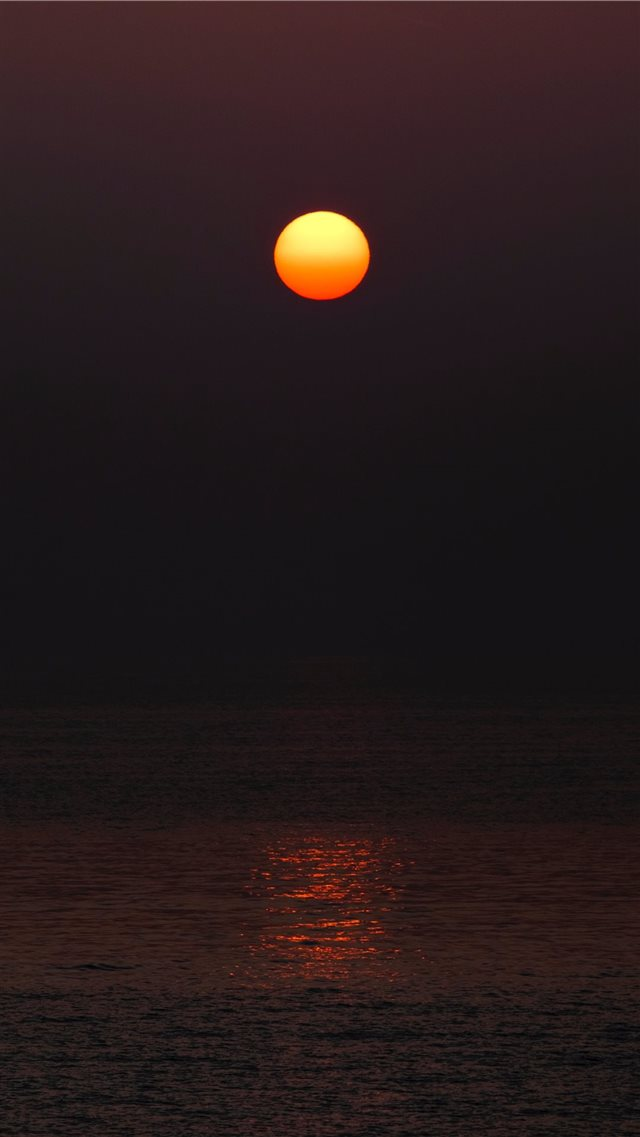 Sunrise iPhone 8 wallpaper