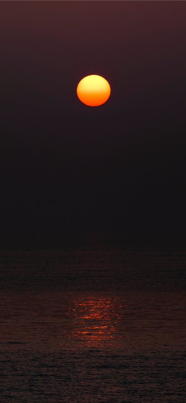 iphone x sunrise