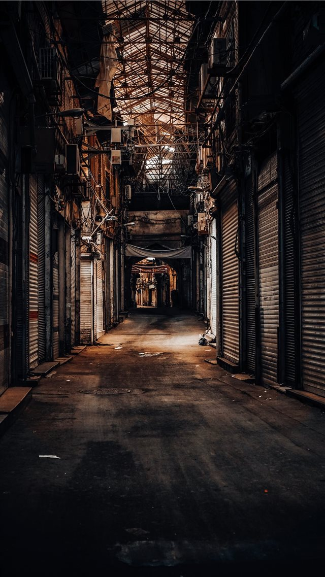 Grand Bazaar  Tehran  Iran iPhone 8 wallpaper