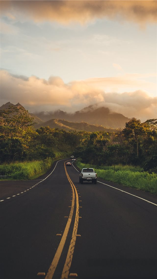 Kauai iPhone 8 wallpaper