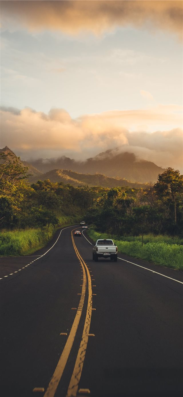 Kauai iPhone X wallpaper