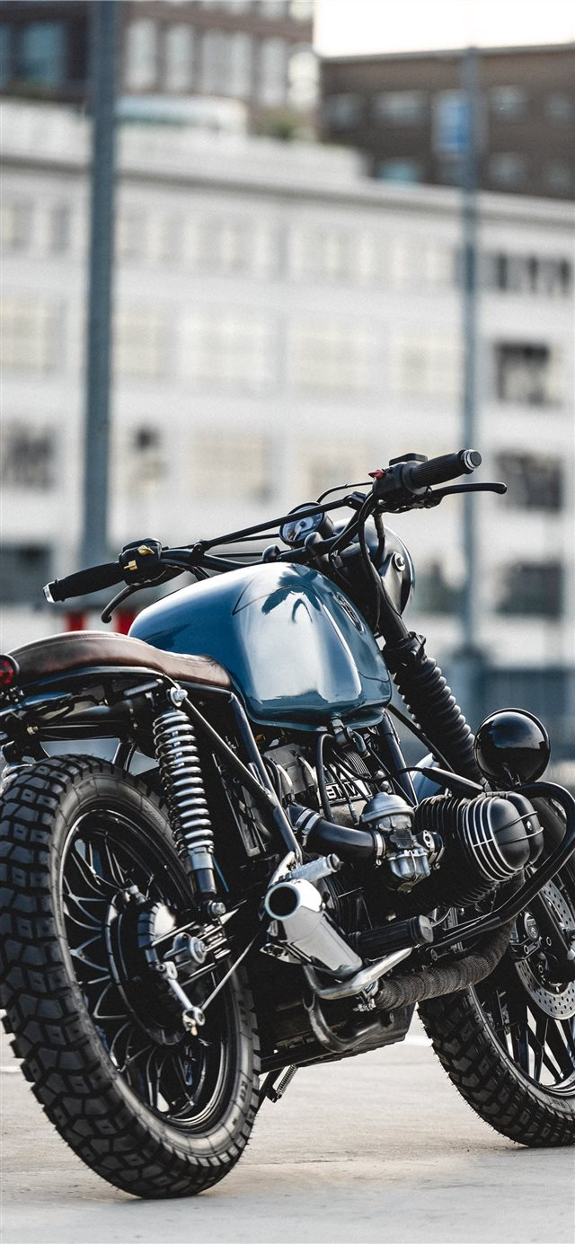 Motorcycle build by @moto_rebuild_nl iPhone 11 wallpaper