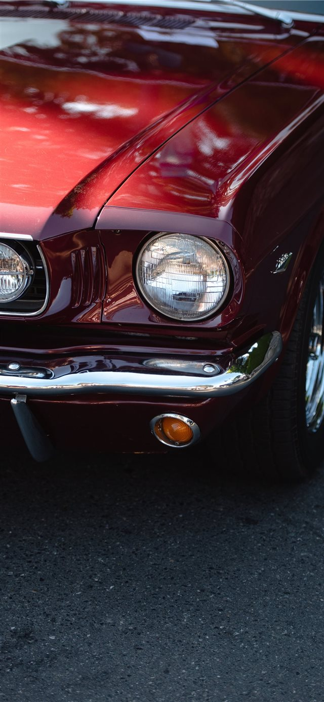 From the Oak Bay Car Show  iPhone X wallpaper