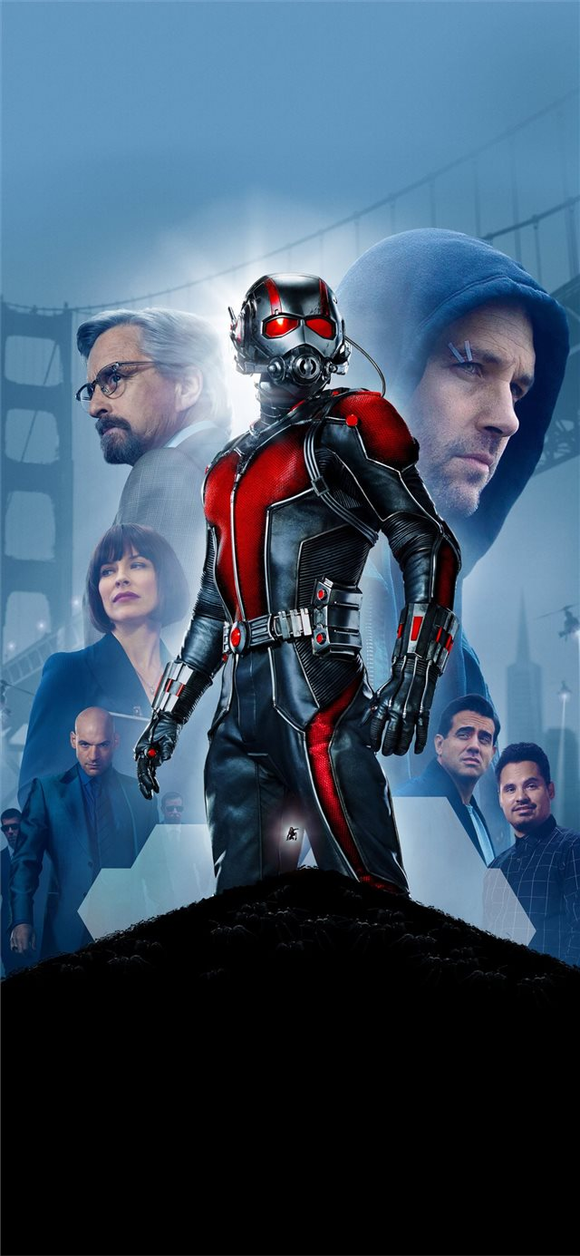 ant man movie 5k iPhone X wallpaper