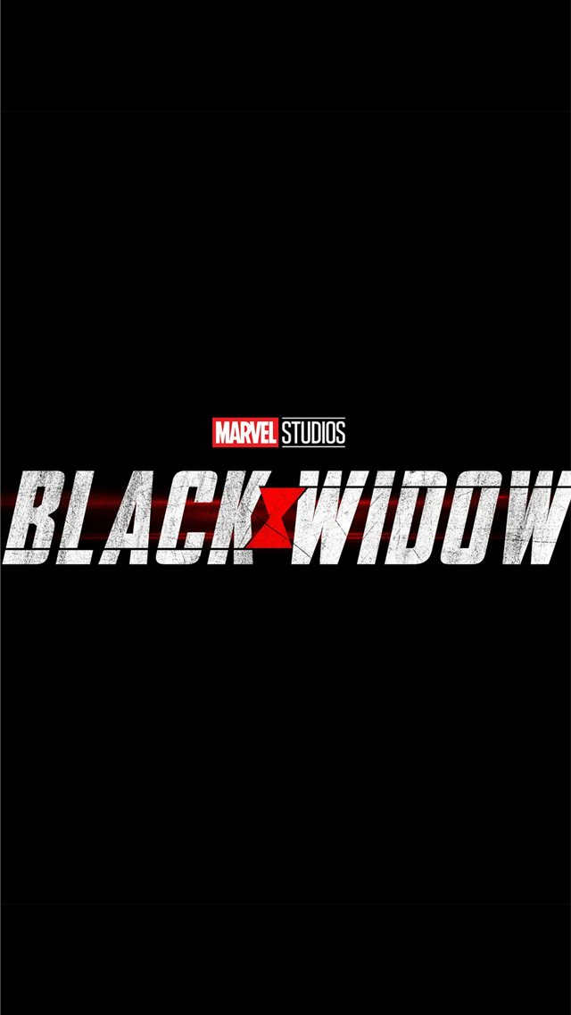 black widow 2020 movie iPhone SE wallpaper