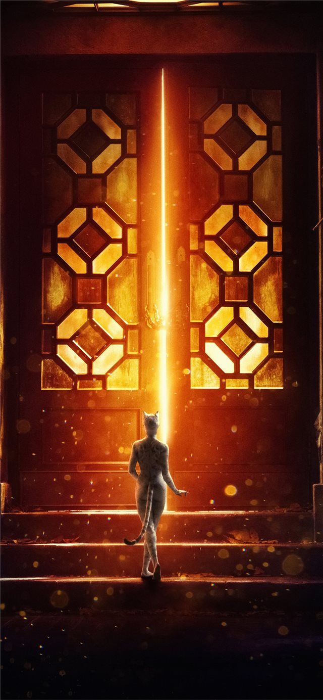 cats movie 2019 4k iPhone X wallpaper
