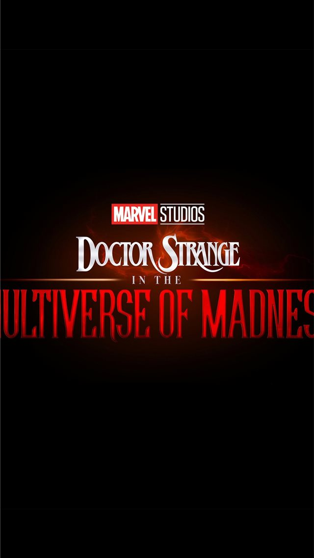 doctor strange in the multiverse of madness iPhone 8 wallpaper