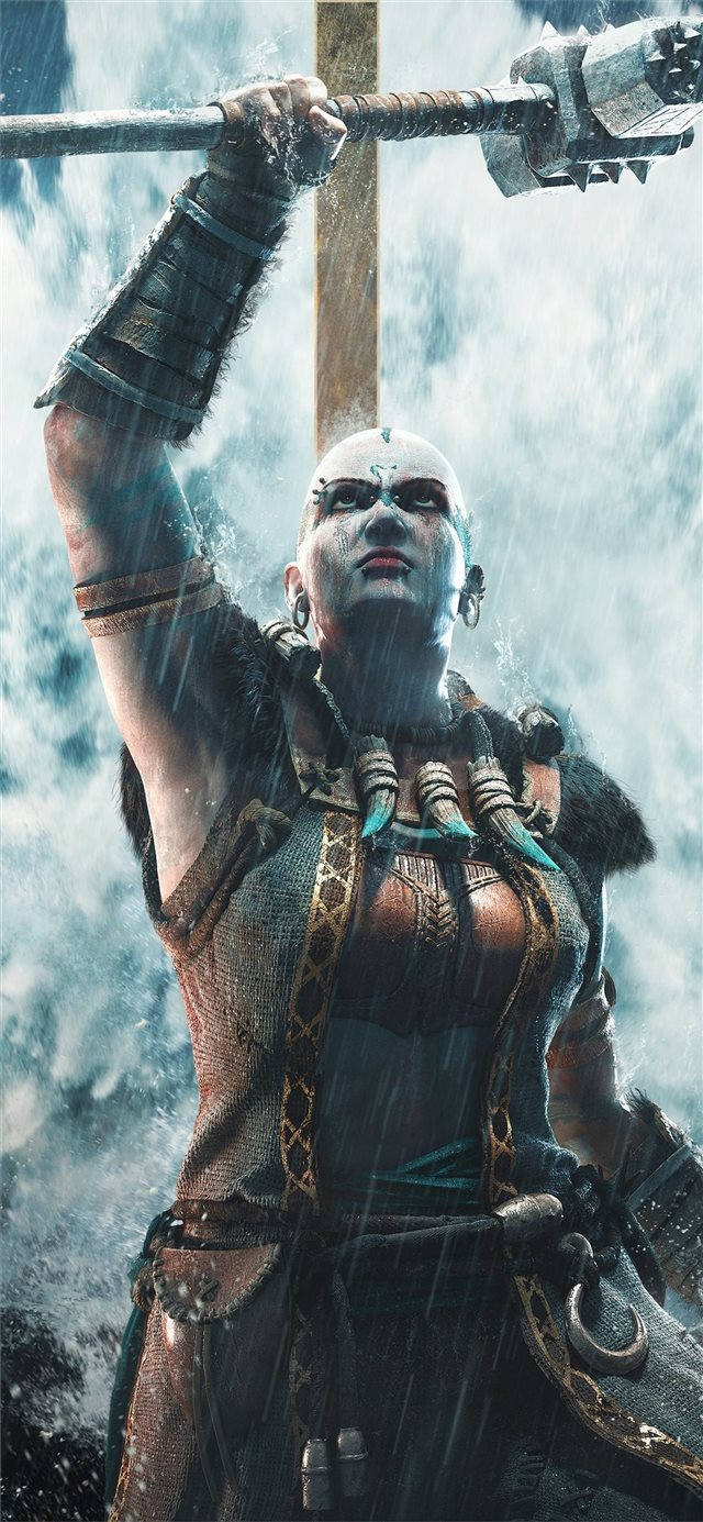 for honor hulda season 3 2019 iPhone X wallpaper