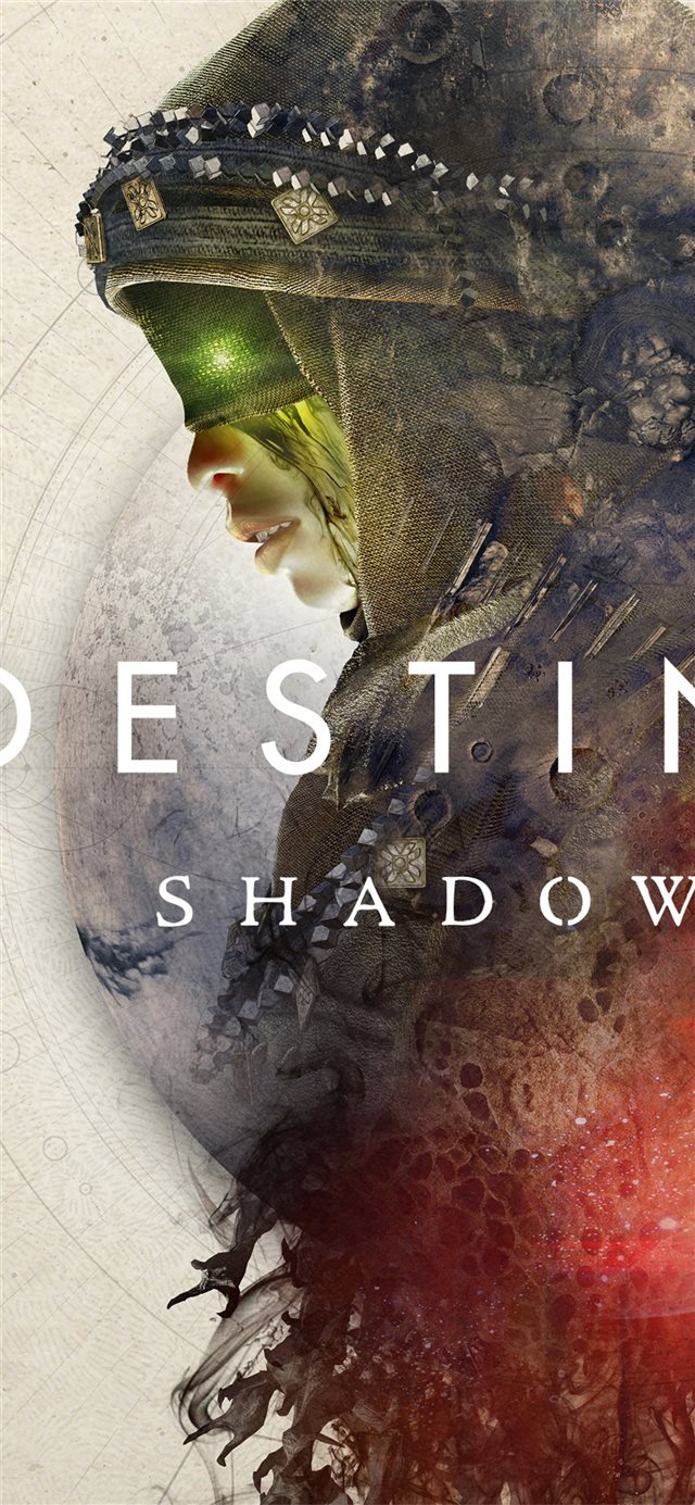 2019 destiny 2 shadowkeep and new light iPhone X wallpaper