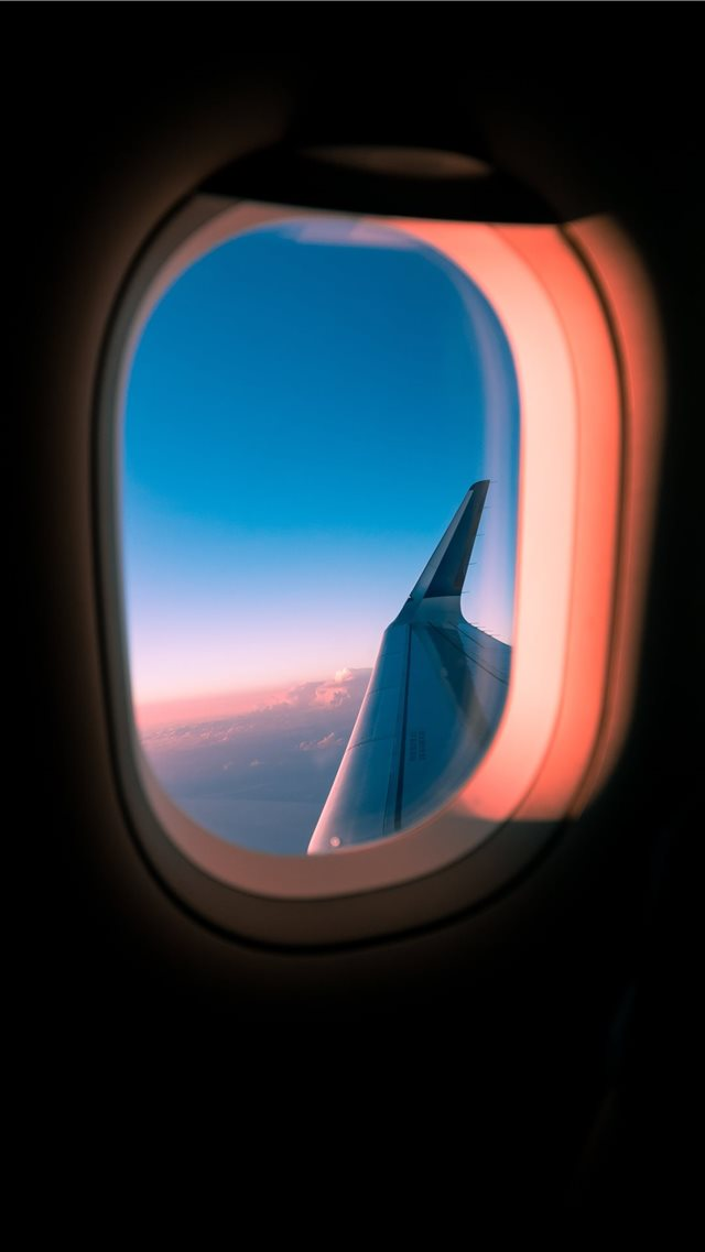 35 Somewhere over Arizona United States iPhone 8 wallpaper