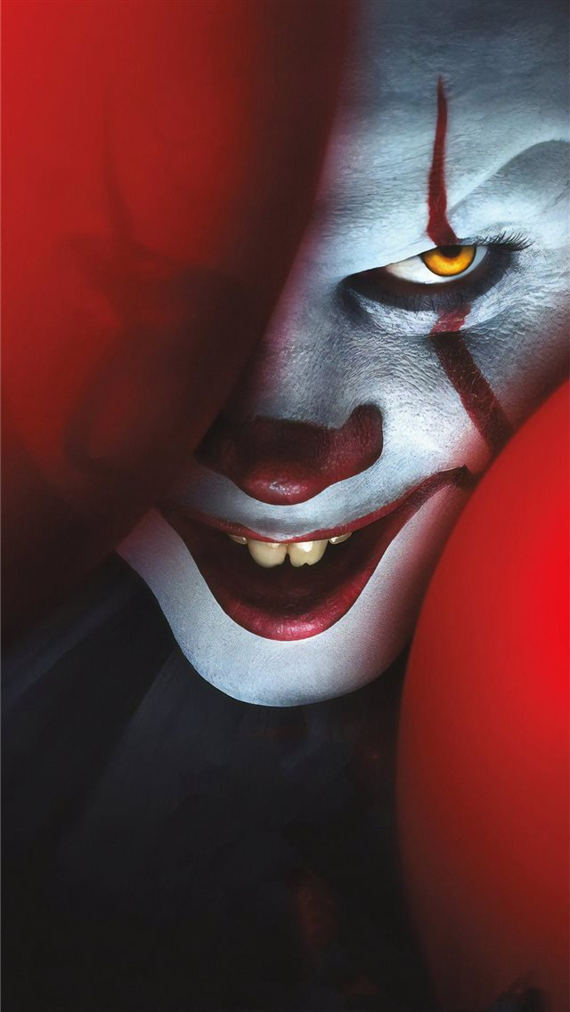 4k it chapter 2 iPhone 8 wallpaper