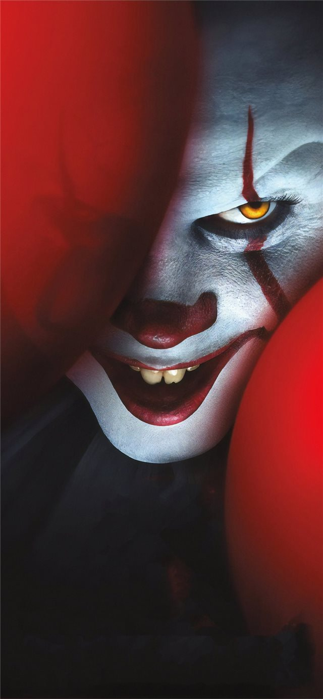 4k it chapter 2 iPhone X wallpaper