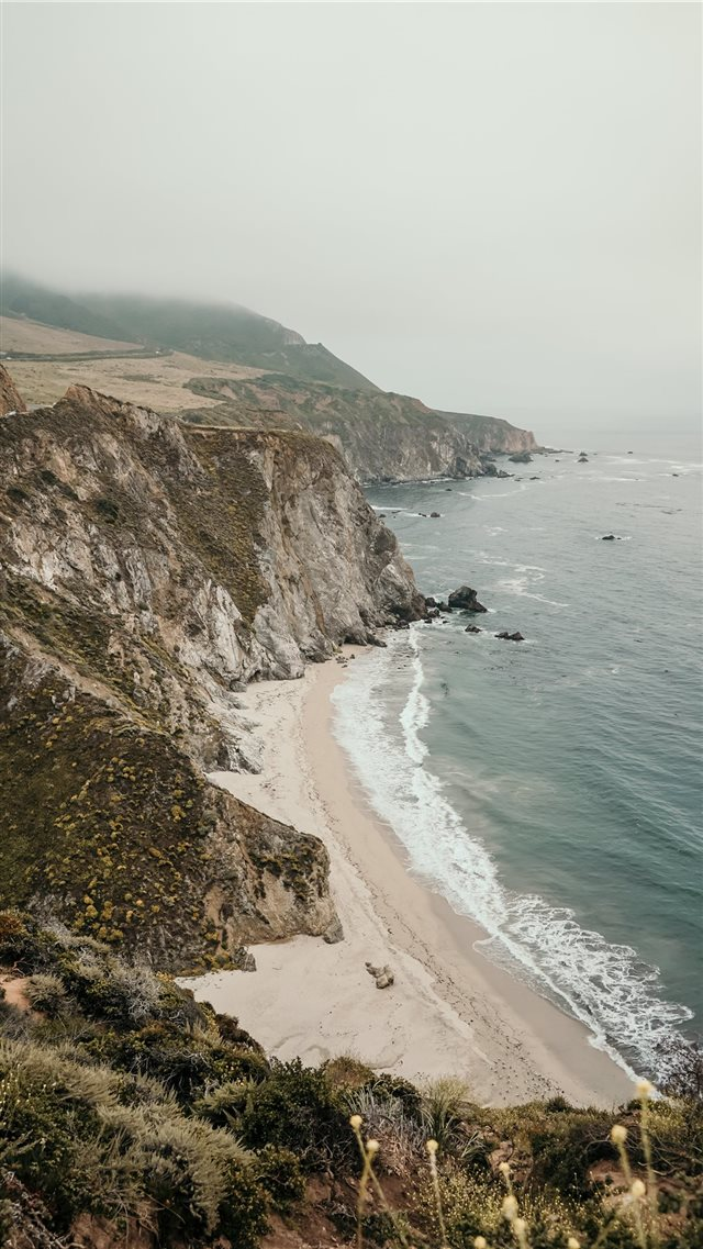 Big Sur iPhone 8 wallpaper