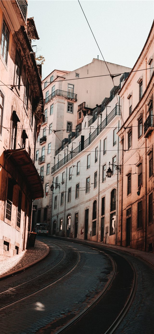 Lisboa iPhone X wallpaper