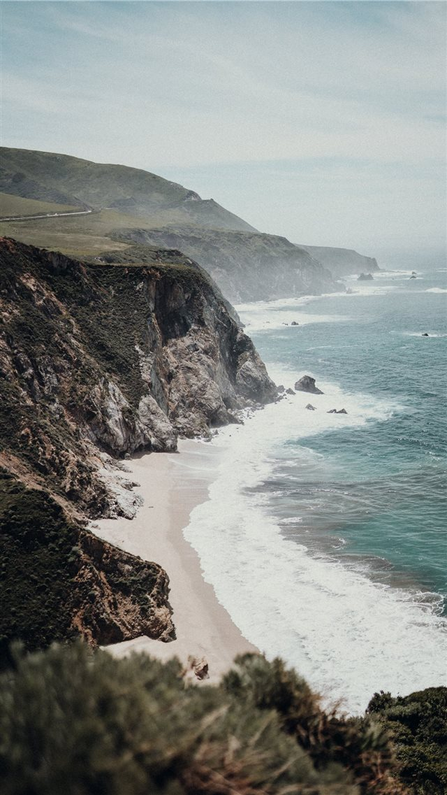 Ocean iPhone 8 wallpaper