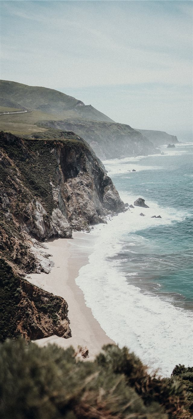 Ocean iPhone X wallpaper