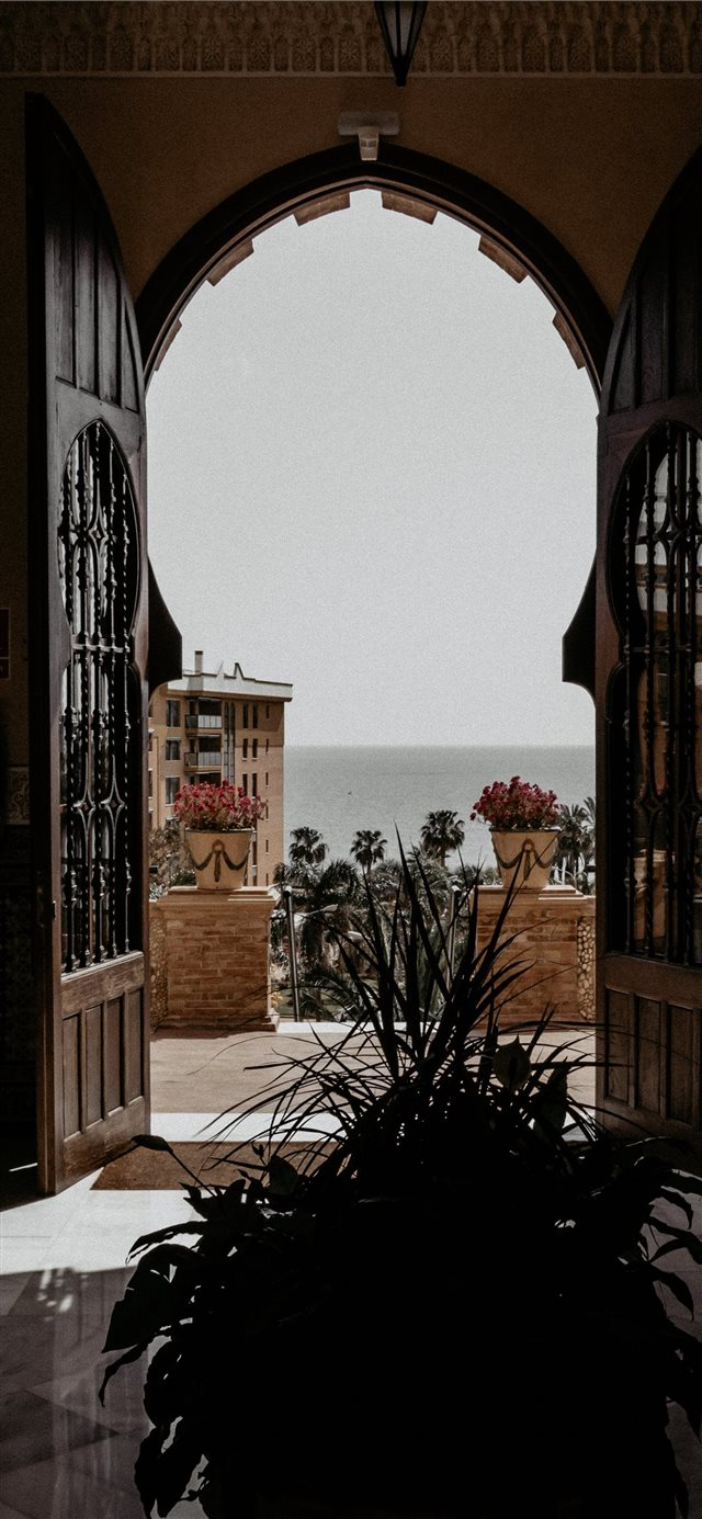 Torremolinos  Spain iPhone X wallpaper