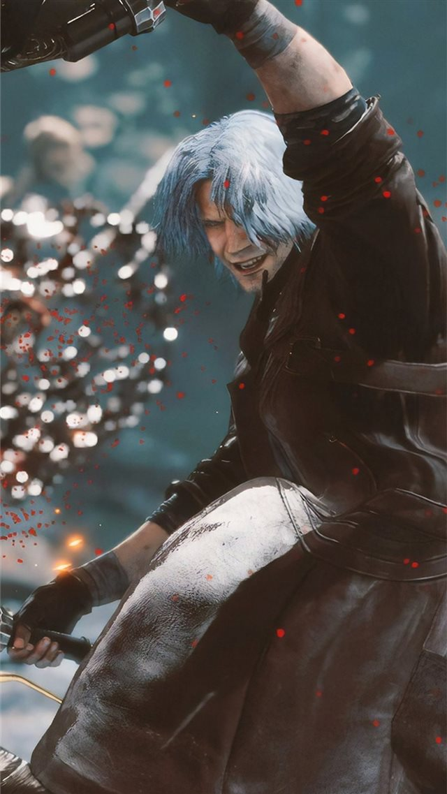 devil may cry5 iPhone 8 wallpaper