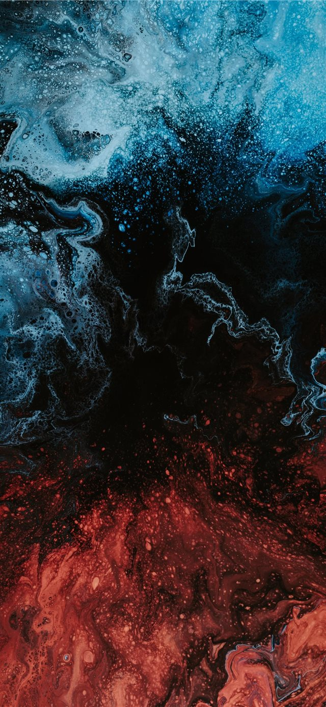 red and blue wallpaper iPhone X wallpaper