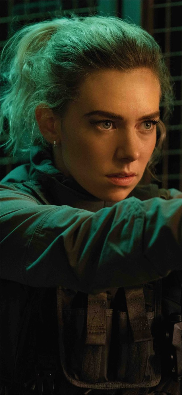 vanessa kirby as hattie shaw in hobbs and shaw 5k iPhone X wallpaper