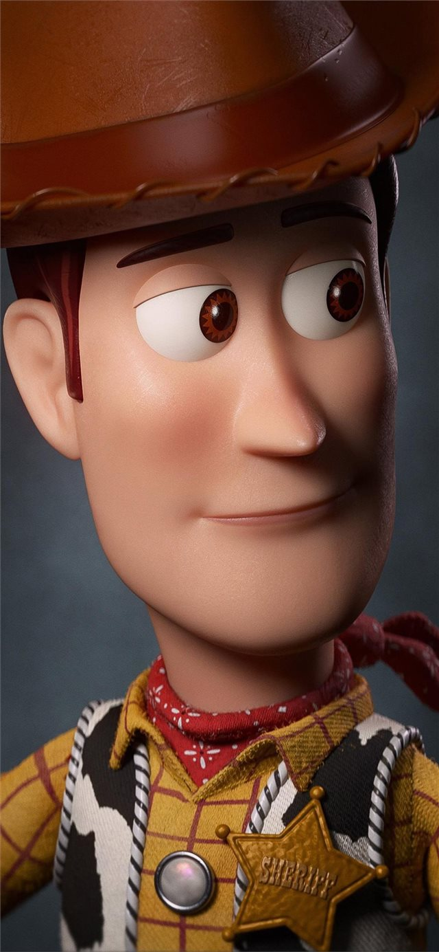 woody toy story 4 iPhone X wallpaper