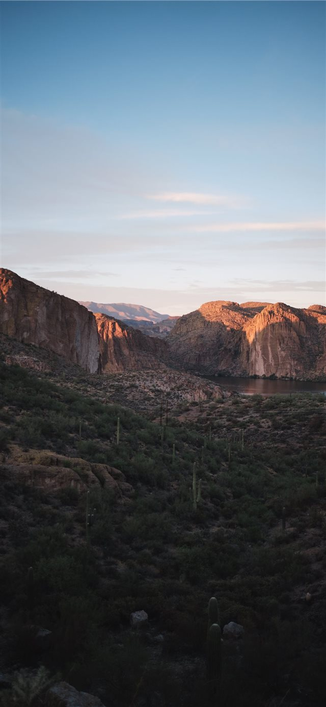Arizona Views iPhone X wallpaper