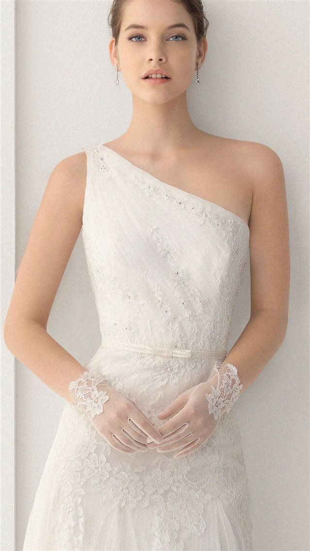 barbara palvin for rosa clara bridal collection iPhone 8 wallpaper