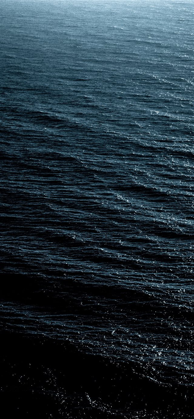 body of water iPhone X wallpaper