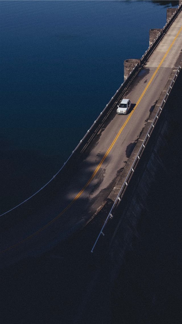 car on car iPhone 8 wallpaper