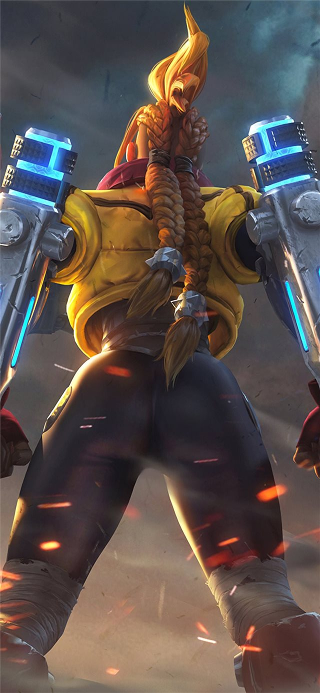 genesis moba 2019 iPhone 11 wallpaper