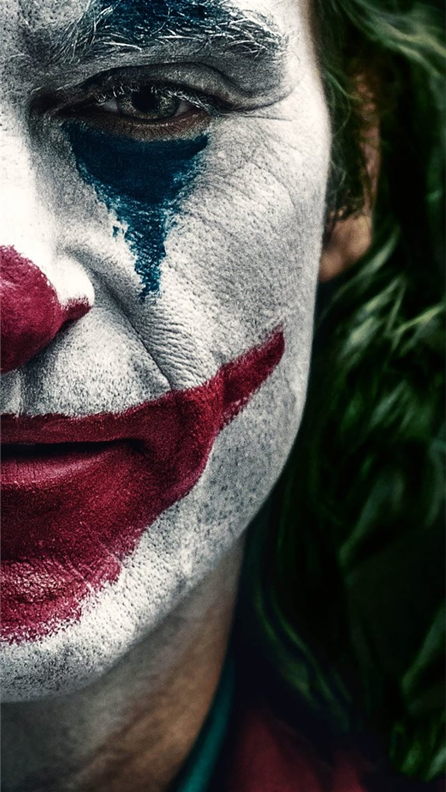 joker 2019 movie iPhone 8 wallpaper