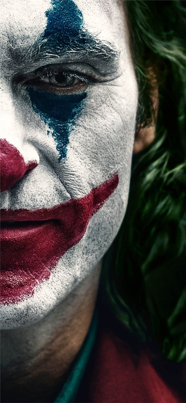 joker 2019 movie iPhone X wallpaper
