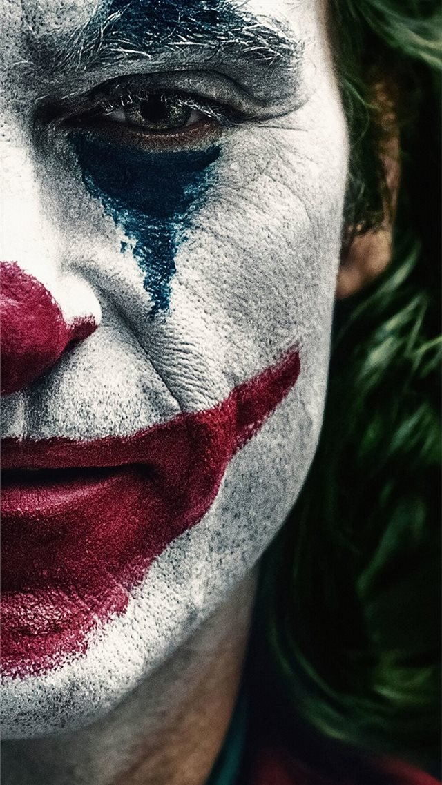 joker movie 2019 clown iPhone 8 wallpaper