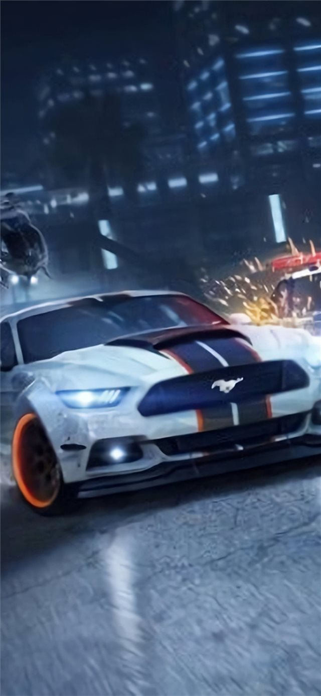 need for speed heat 2019 game iPhone 11 wallpaper