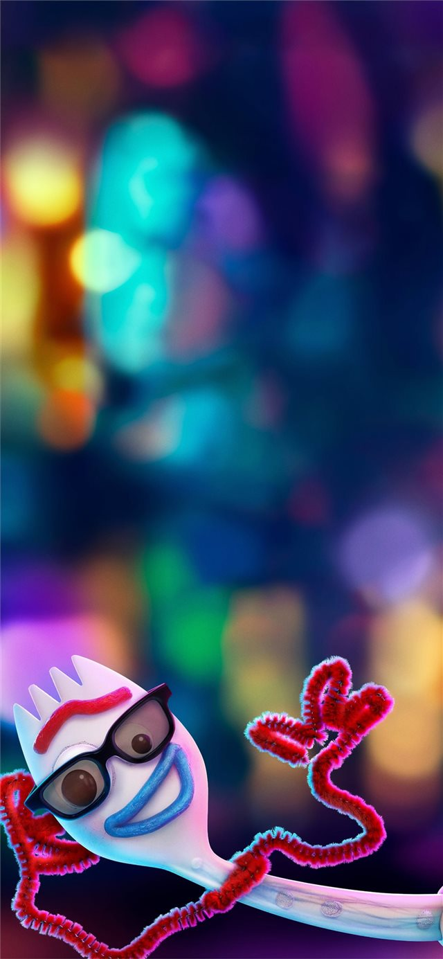 toy story 4k poster iPhone 11 wallpaper