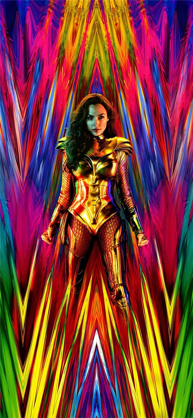 wonder woman 1984 4k iPhone X wallpaper