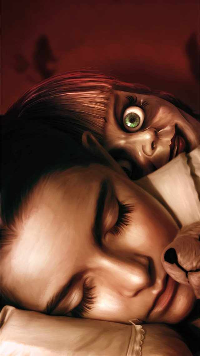 annabelle comes home 2019 15k iPhone 8 wallpaper