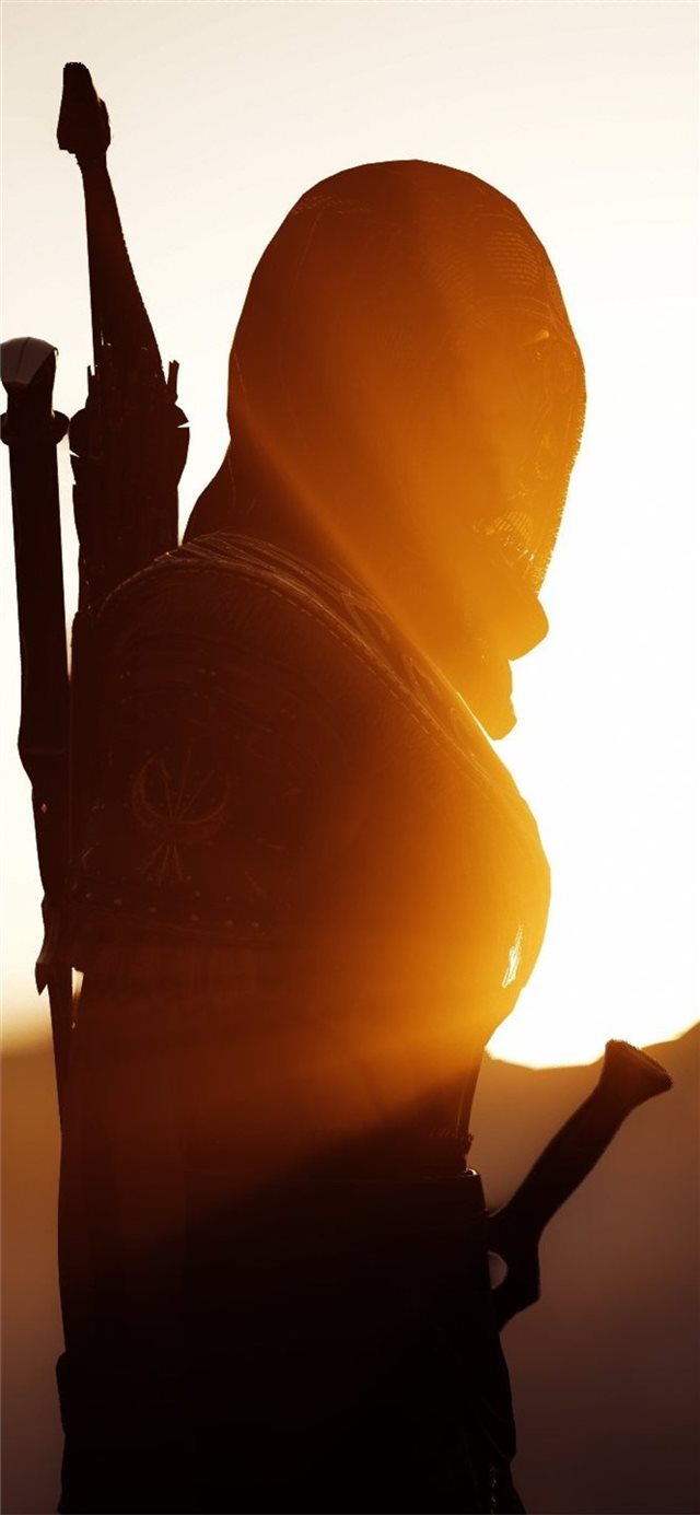 assassins creed odyssey2019 iPhone X wallpaper