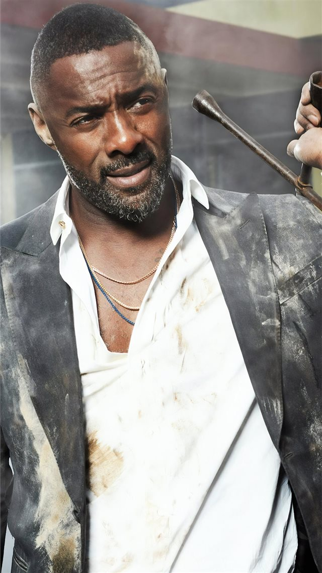 hobbs and shaw idris elba iPhone 8 wallpaper