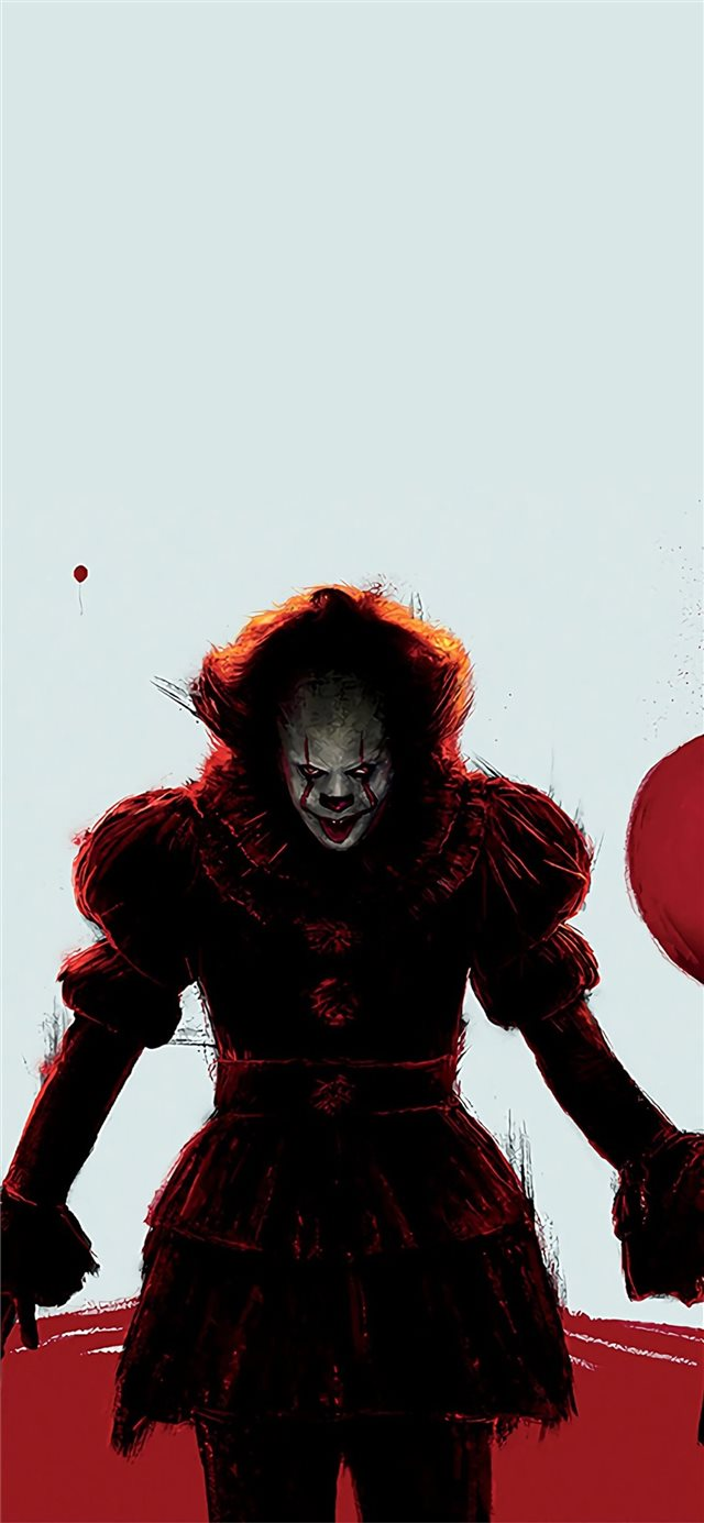 it chapter two 2019 movie 4k iPhone X wallpaper