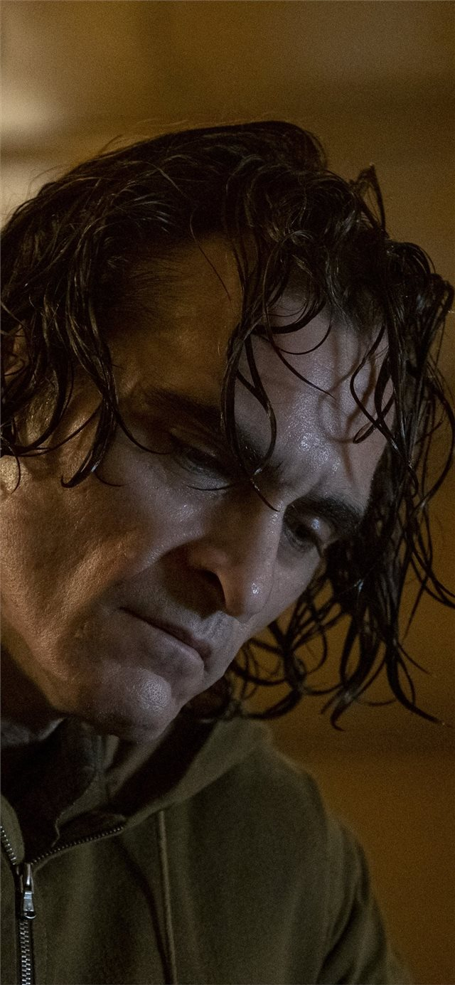 joaquin phoenix still in joker movie 4k iPhone 11 wallpaper