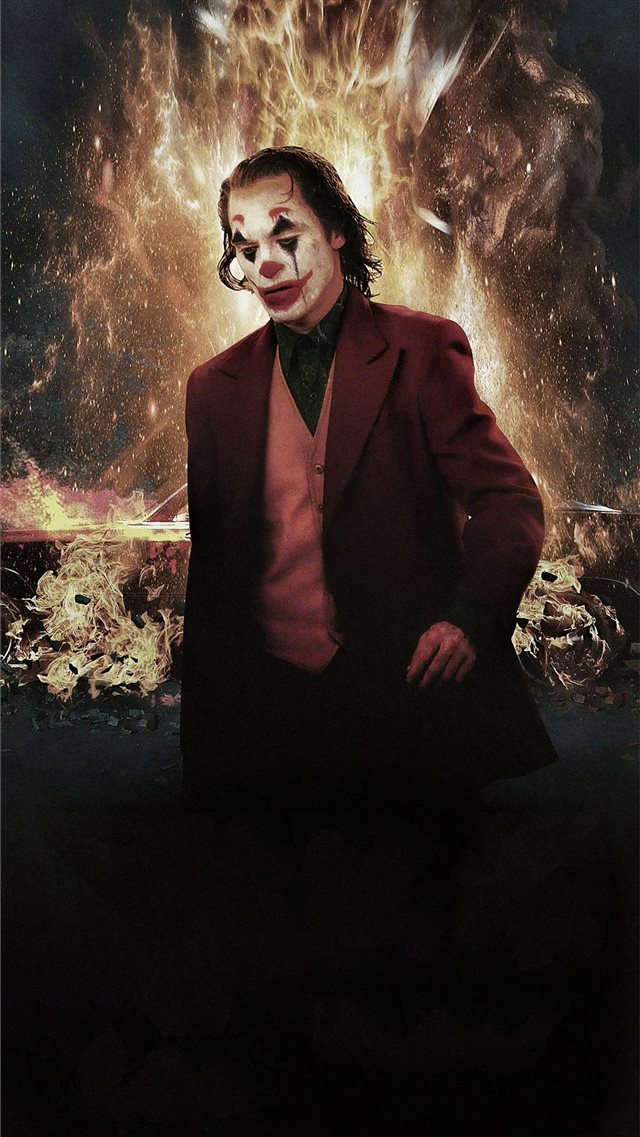 joker 2019 movie 4k new iPhone 8 wallpaper