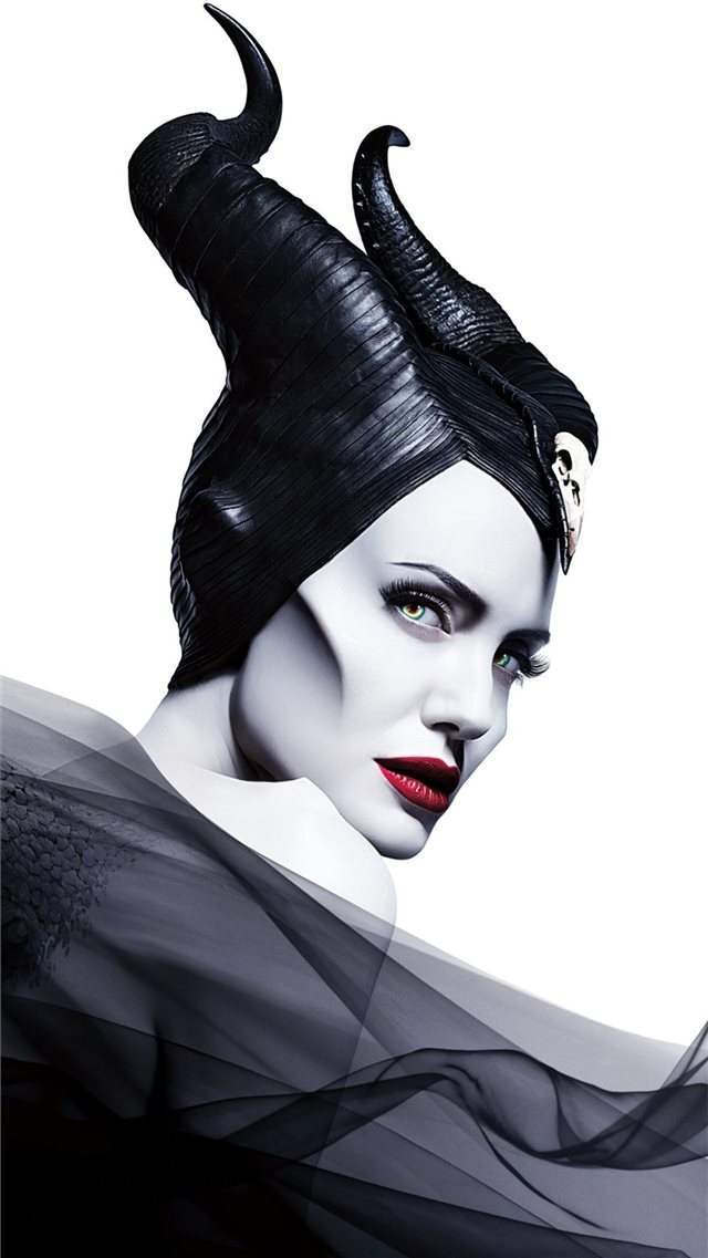 maleficent mistress of evil 4k 2019 iPhone SE wallpaper