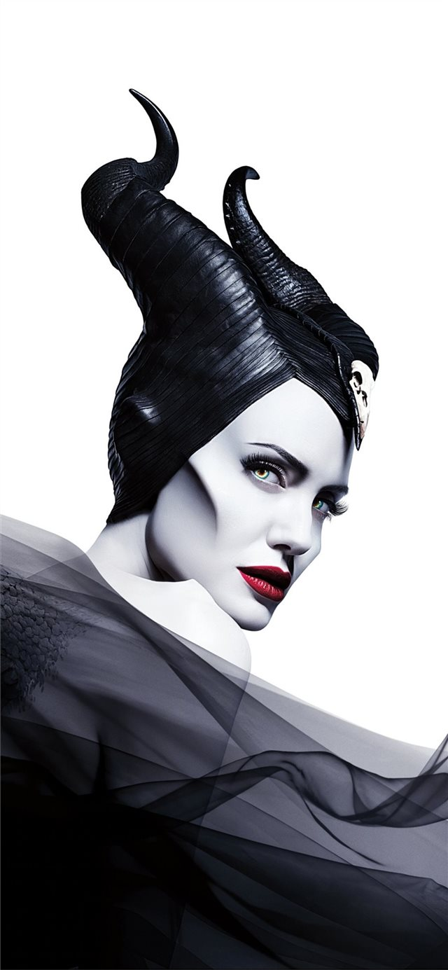 maleficent mistress of evil 4k 2019 iPhone 11 wallpaper