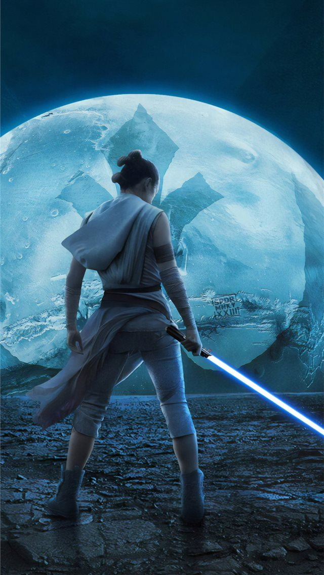 star wars the rise of skywalker new iPhone 8 wallpaper
