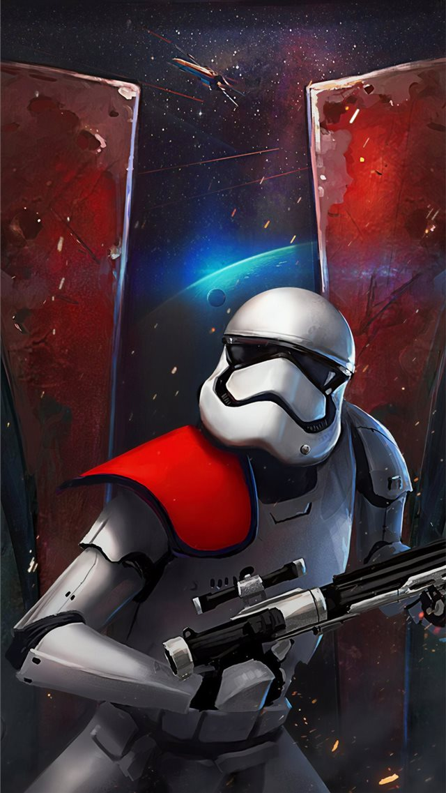 storm trooper iPhone 8 wallpaper